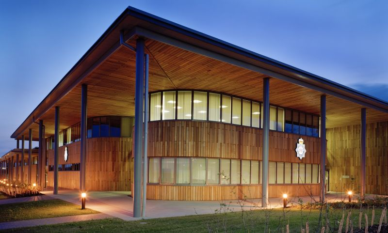 West Yorkshire Police Training Centre