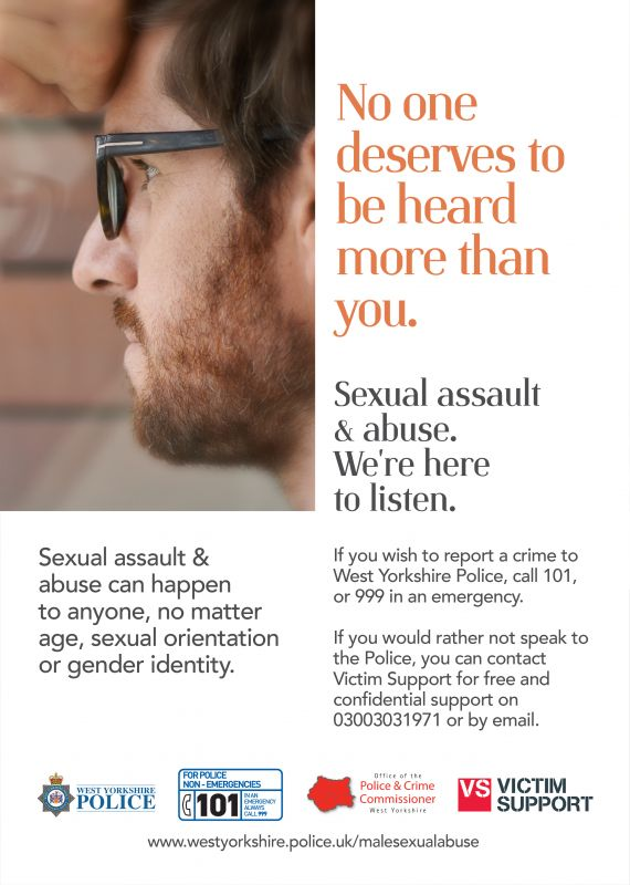 Sexual Abuse Poster Version 2