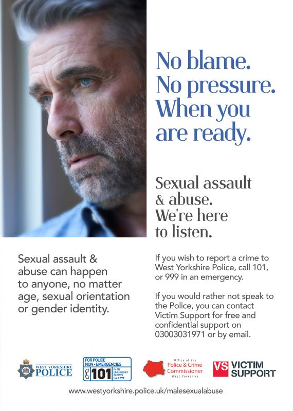 Sexual Abuse Poster Version 4
